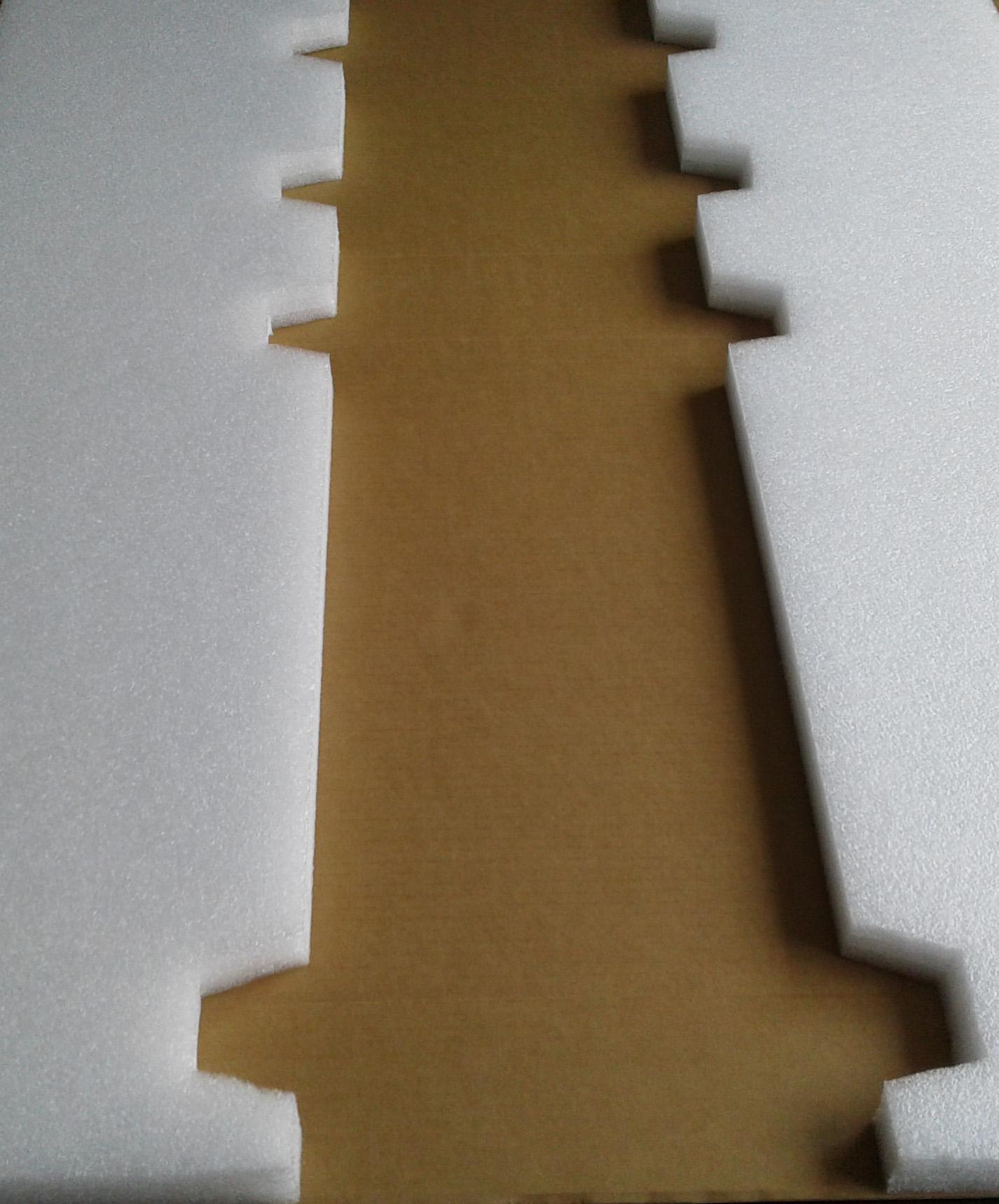 kształtki z kartonem